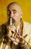 Funny Guru — Zdjęcie stockowe