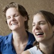 Stock Photo: Women Laughing