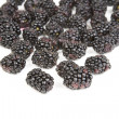 Stock Photo: Blackberries