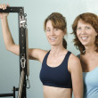 Stock Photo: Portrait of Personal Trainers