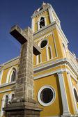 Cathedral de Granada Nicaragua — Stock Photo