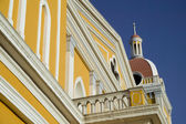 Detail of Cathedral — Stock Photo