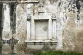 Wall niche in Granada Nicaragua — Stock Photo