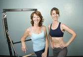 Portrait of Personal Trainers — Stock Photo