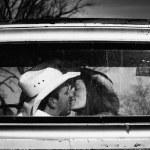 Cowboy Kiss — Stock Photo #39628751