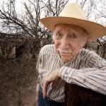 Rancher with sad eyes — Stock Photo #39763331
