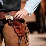 Cowboy's Waist — Stock Photo #39766103