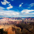 Stock Photo: Light and Shadow in the Grand Canyon