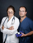 Health Care Professionals — Stock Photo
