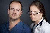 Health Care Professionals — Stock fotografie