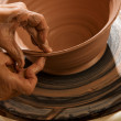 ������, ������: Potter Shaping Clay