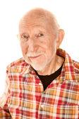 Vacker äldre man — Stockfoto