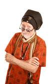 Senior New Age Man — Stok fotoğraf