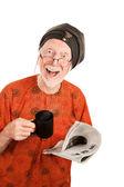 Funny Guru — Stok fotoğraf