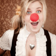 Cute Clown — Stock Photo #40100183