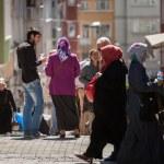 Musim neighborhood of Istanbul — Foto Stock