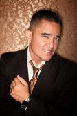 Hispanic mann — Stockfoto