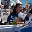 Arizona Immigration SB1070 Protest Rally — Stock Photo #40315759