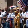 Stock Photo: ArizonImmigration SB1070 Protest Rally
