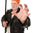Stock Photo: Crowbar Grip