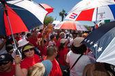 Arizona Immigration SB1070 Protest Rally — Stock Photo