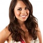 Pretty Hispanic Woman — Stock Photo #40379913