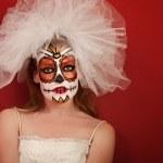 ������, ������: Dia de la Muertos Bride