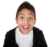 Very Happy Youngster — Stock Photo