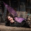 Sleeping Fairy — Stock Photo #40887949