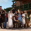 Old West Characters — Stock Photo #40888195