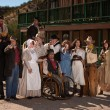 Old West Townspeople — Stock Photo #40888207