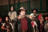 Western Cowboy — Stock Photo