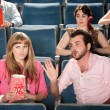 Stock Photo: MTalks to Womin Theater