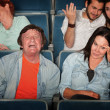 Stock Photo: MWeeps In Theater