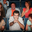 Laughing Audience — Stock Photo #40924853