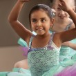 Children Dancing — Stock Photo #40944733
