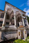 Entry to Library of Sultan Ahmed — Stock Photo