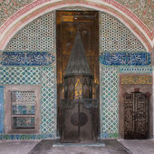 Detail of Harem Room — Stock Photo