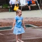 Girl at Iowa State Fair — Stock Photo #51591993