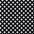 Monochrome elegant seamless pattern — Stock Vector