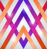 Vzorek s trojúhelníky — Stock vektor