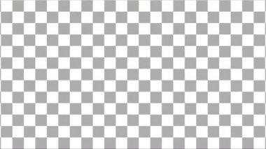 Black and white square diagonal up-right background — ストックビデオ
