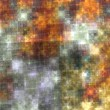Abstract orange square fractal mosaic style background — Stock Photo #45733063