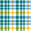 Seamless plaid pattern — Stock Vector #12030912