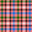 Seamless plaid pattern — Stock Vector #12030914