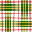 Seamless plaid pattern — Stock Vector #12030917