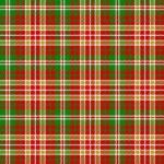 Christmas tartan pattern — Stock Vector #16259209
