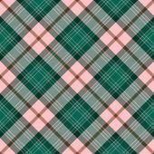 Naadloze tartan patroon — Stockvector