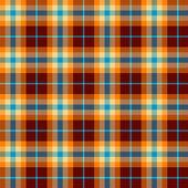 Seamless tartan pattern — Stock Vector