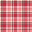 Stock Vector: Seamless tartan pattern